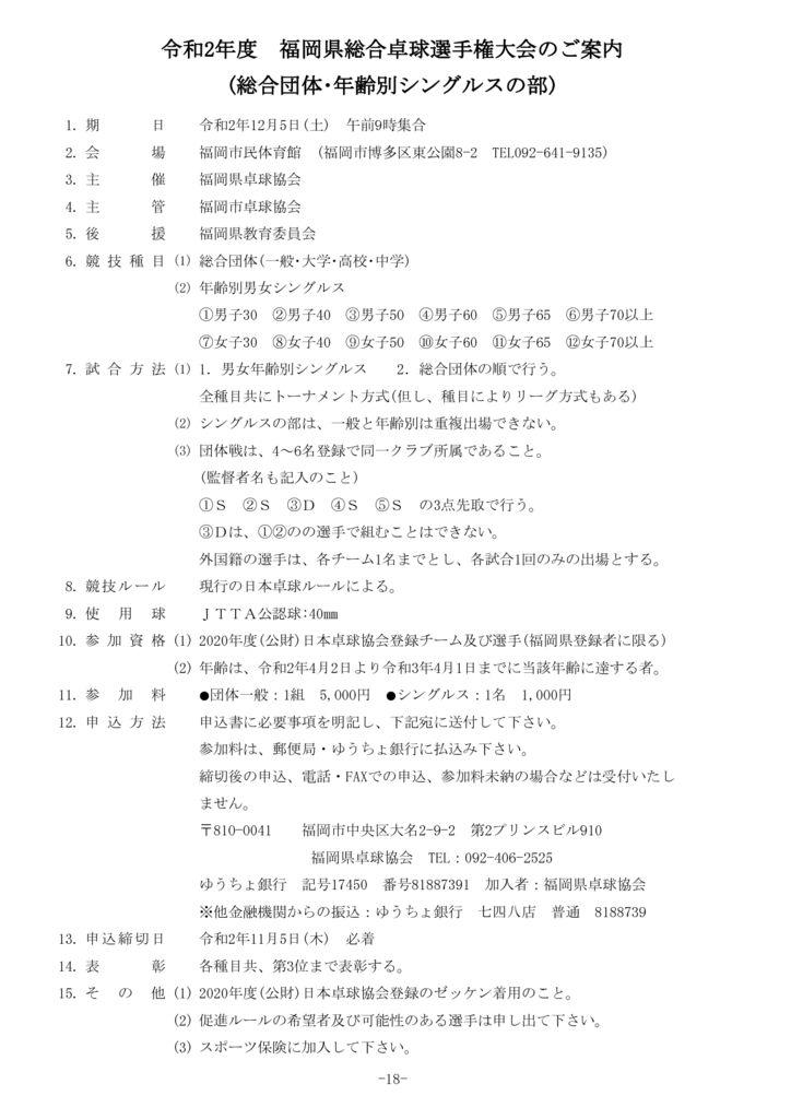 P18福岡県総合団体・年齢別要項のサムネイル