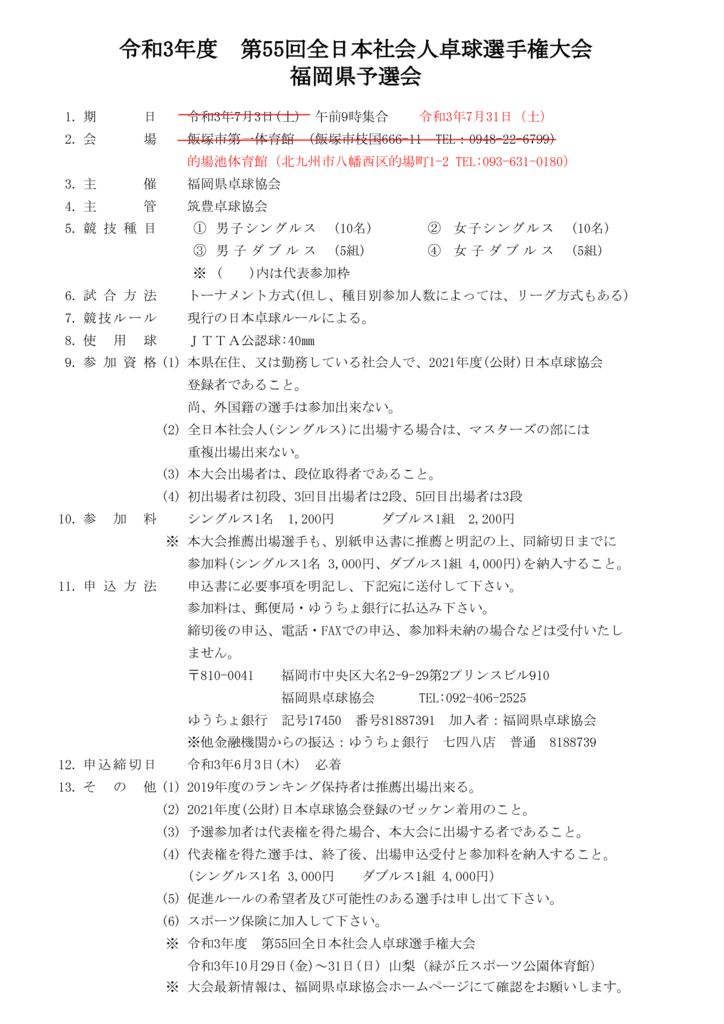 全日本社会人要項のサムネイル