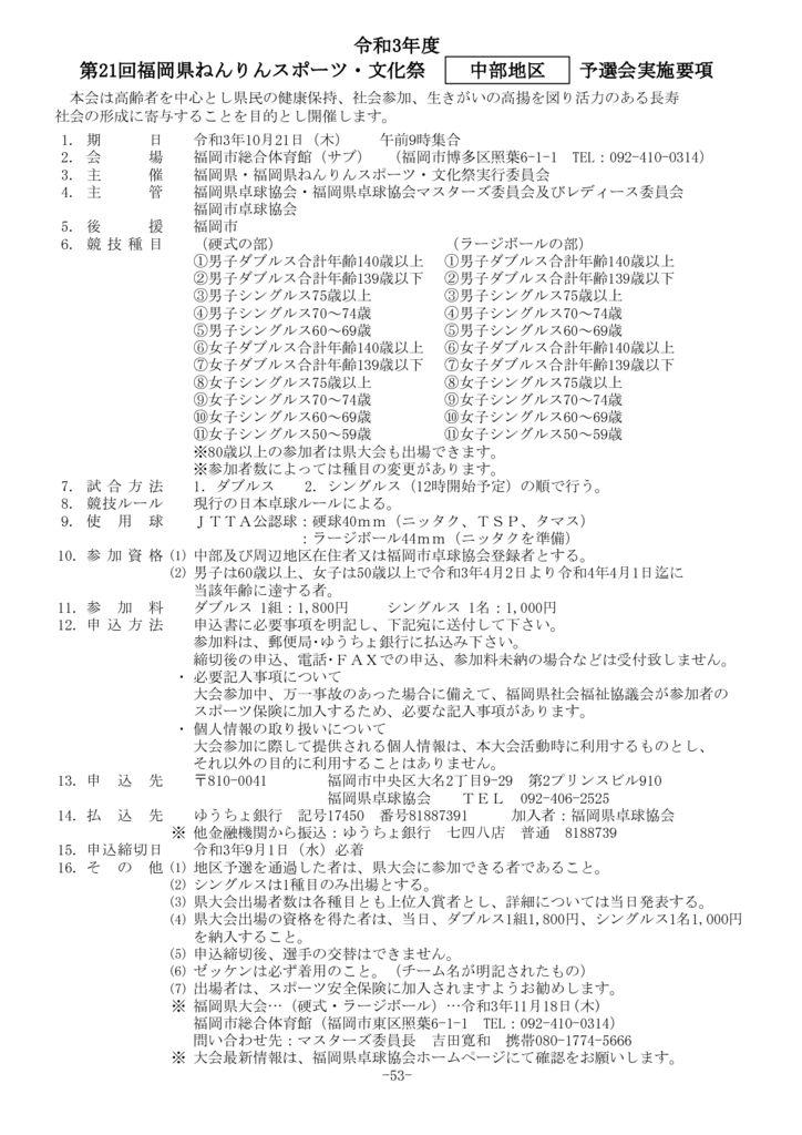 53.県ねんりん(中部)要項のサムネイル