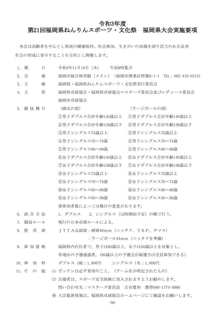 56.県ねんりん本大会要項のサムネイル
